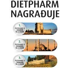 dietpharm nagradna igra 2013