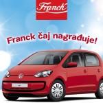 Franck nagradna igra 2014: Uz Franck čaj do Volkswagena