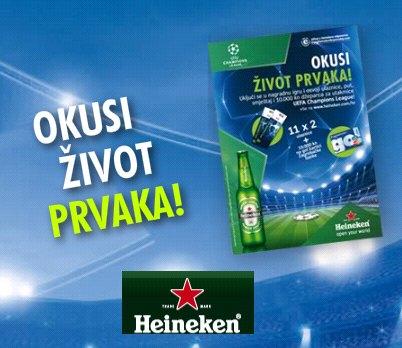 Heineken nagradna igra 2011