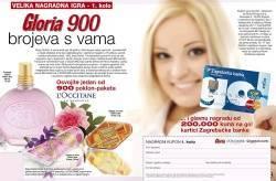 gloria nagradna igra za 900 brojeva
