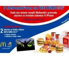 mcdonalds euro 2012 nagradna igra za karte