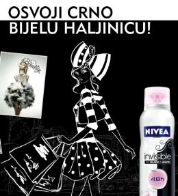 nivea black and white nagradna igra