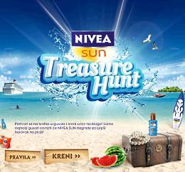 nivea nagradna igra 2012: Lov na blago
