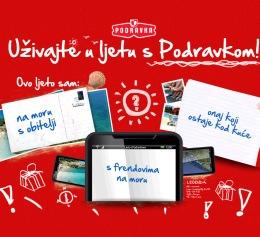 podravka nagradna igra za ljeto 2012