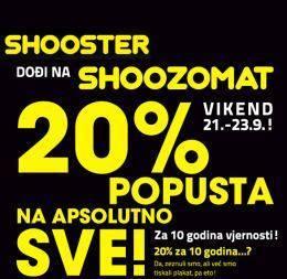 shooster popusti