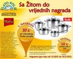 žito proizvodi i plodine nagradna igra