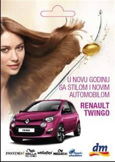 dm nagradna igra 2012 za novi automobil