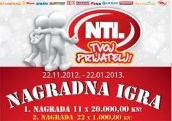 NTL nagradna igra 2012