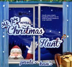 nivea bozicni lov christmas hunt