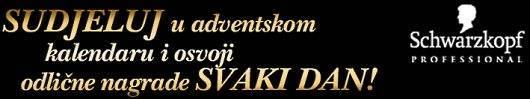 schwarzkopf adventski kalendar 2012