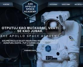 axe nagradna igra za put u svemir