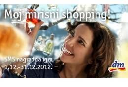 dobitnici dm nagradne igre moj mirisni shopping sms nagradna igra