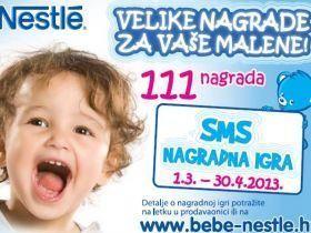 Nestle nagradna igra 2013 dječja hrana
