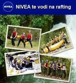 nivea nagradna igra 2013 rafting