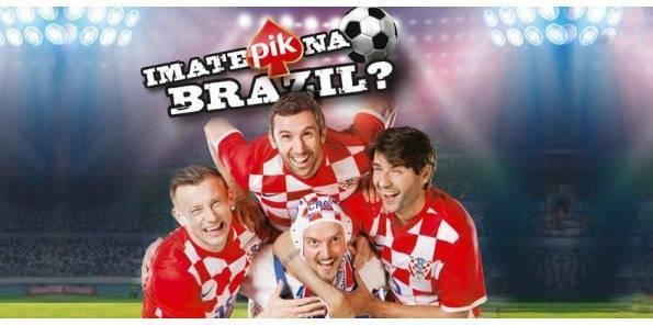 PIK nagradna igra 2014 za put na SP 2014 u Brazil