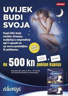 always-nagradna-igra-2016-uvijek-budi-svoja-konzum-i-kozmo