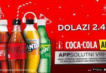 Coca-Cola nagradna igra 2021