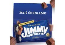Nagradni natječaj za JIMMY FANTASTIC čokolade