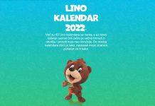 Lino kalendar 2022